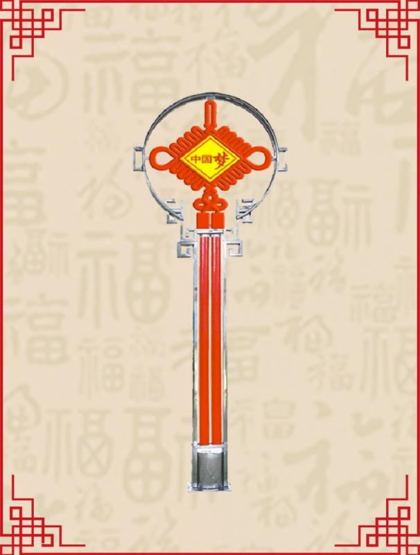打单耳立柱型吸塑中国结