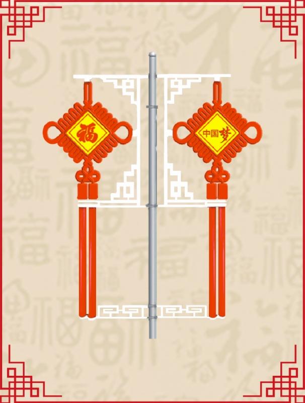 大单耳超大型吸塑中国结