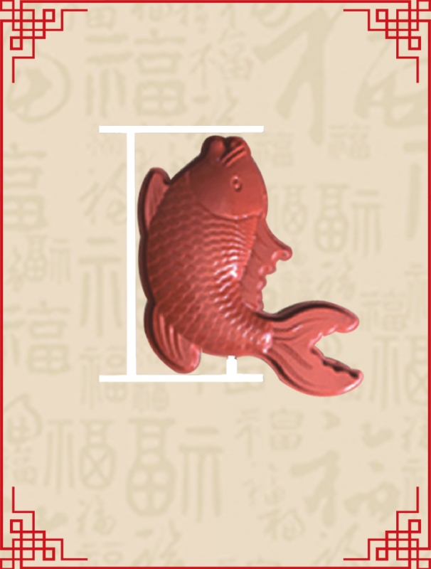 鱼系列造型2